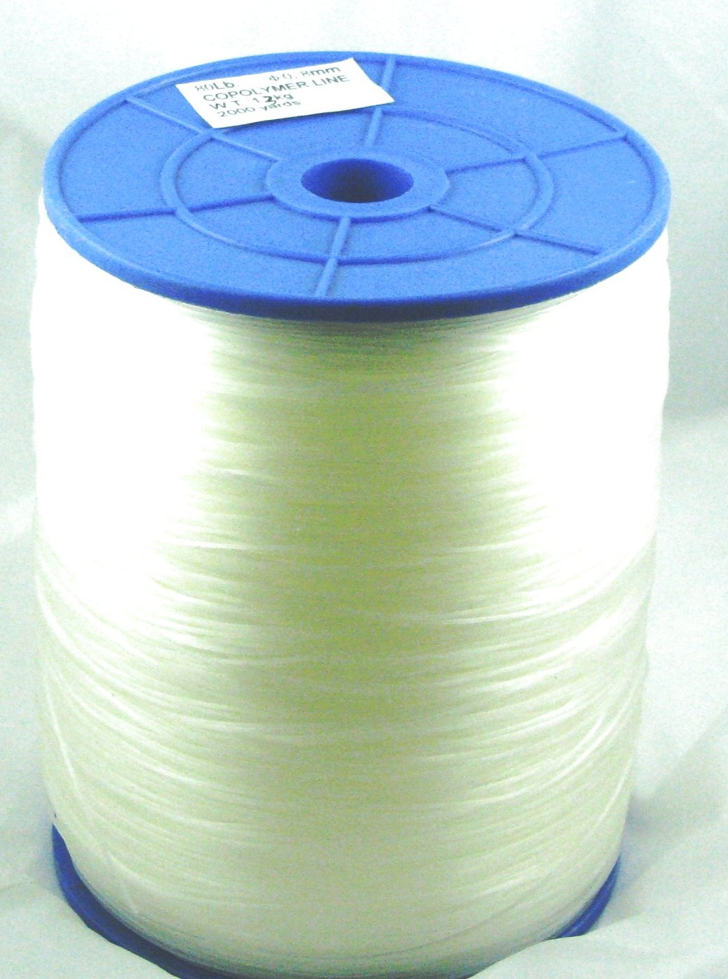 (COP.80-2) .80mm Copolymer 2000 yard spool