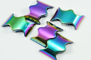 Magnetic Rainbow Beads MRBAT-2