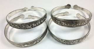 Assorted Silver Plated Bracelets (ASPB)