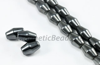 Magnetic Bead 6x9mm Bi-Cone (M-700)