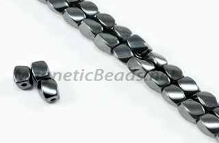 Magnetic Bead 3x5mm Twist (M-508)
