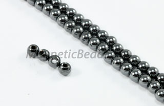 Magnetic Bead 4mm Round (M-201)