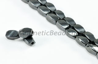 Magnetic Bead 4x7mm Twist (M-509)