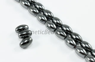 Magnetic Bead 5x8mm Puffy Rice (M-502-P)