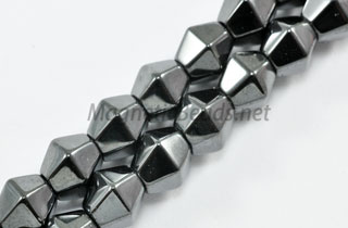 Magnetic Bead 6x6mm Bi-Cone (M-703)