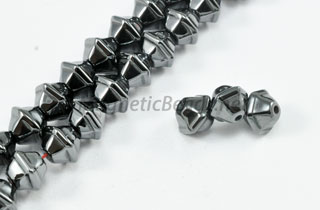 Triple Power Magnetic Bead 6x6mm 6 Faced (PM-306)