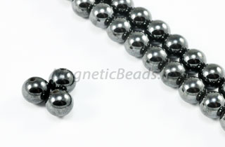 Magnetic Bead 7mm Round (M-207)