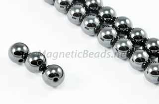 Magnetic Bead 8mm Round (M-208)
