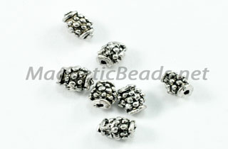 Metal Findings/Spacer 6x4mm Spacer (F-80)