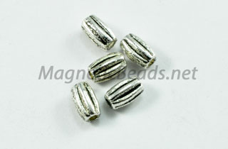 Metal Findings/Space 7x4mm Spacer (F-108)