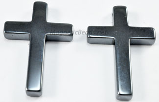 Non Magnetic Hematite Plain Cross (HPC)